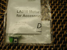 Lenz DCC LA010 MOTOR OUTPUT FOR ACCESSORY DECODERS MODULE NEW ORIGINAL PACKAG