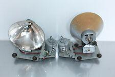 Hella  RTK 4 RTK4 Ersatzteil: 2x Drehspiegel mit Leuchtmittel alte Ausführung