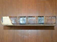 ANTIQUE BOOK - TREATISE UPON THE WALK OF FAITH - W. ROMAINE M.A. - 1820