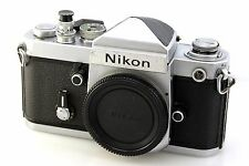 Nikon F2 with DE-1 Plain Prism. Fully Working. for Nikon F Lens