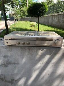 Amplificatore integrato Hitachi HA 4700 50 + 50 watt Rms 8 ohm  NON FUNZIONANTE