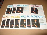 Wolfgang Amadeus Mozart - Mozart: The Piano Concertos; Rondos, K.382 & 386 10 cd