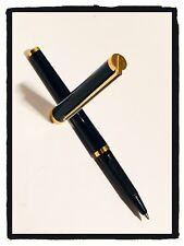 Penna a Sfera Vintage S.T. DUPONT LACCA CINA BLU BALLPOINT PEN LAQUE DE CHINA 🖊