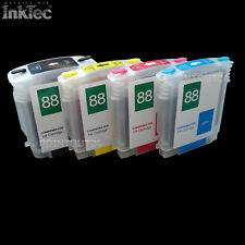 CISS cartuchos para HP 88xl l7000 l7480 l7580 C 9385 9396 9386 9391 9388 9393 9392