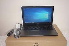 Intel i7 7th Gen, Dell Gaming Laptop, 8GB RAM, 256GB SDD