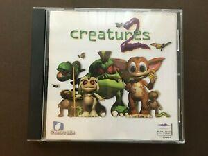Creatures 2. PC CD-ROM Game. (C32)