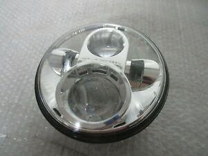 "Harley Davidson Touring Softail Switchback 7"" Daymaker LED Headlight GENUINE H-D"
