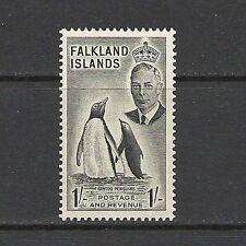 Single George VI (1936-1952) Falkland Island Stamps