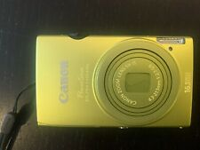 Canon PowerShot ELPH 110 HS / IXUS 125 HS 16.1MP Digital Camera - Light Green