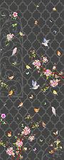 Marburg Tapete Home Living 47093 Mural Wallpaper Digital Print Songbirds Bird