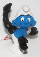 Scorpio Zodiac Smurf 2 inch Figurine 20727