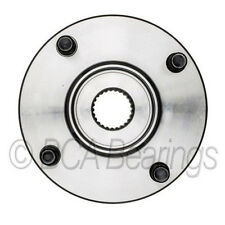 BCA Bearing WE61583 Front Hub Assembly