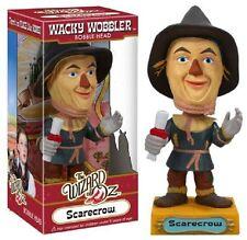 Scarecrow-The Wizard of Oz-Bobble Head/cabeza que se mueve/Wacky colgantes