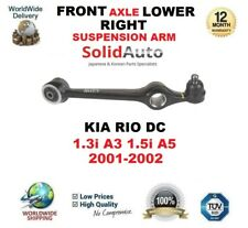FOR KIA RIO DC 1.3i A3 1.5i A5 2001-2002 FRONT AXLE RIGHT LOWER SUSPENSION ARM