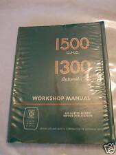 Workshop Manual 1500 1300 Austin Morris 1969