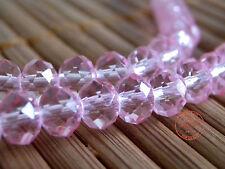 Mezzi Cristalli Bigiotteria mezzo cristallo Gocce sfaccettate misti Bijoutteria