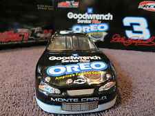 Dale Earnhardt #3 2001 Oreo / GM Goodwrench Service 1/32 Action RCCA Club Car