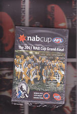 2011 NAB Cup Grand Final COLLINGWOOD MAGPIES  (AFL) double dvd
