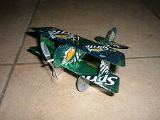 SPRITE Plane Airplane Made from REAL Soda cans