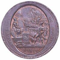 Monnaie Confiance - 5 Sols Monneron - 1792 Birmingham - PCGS MS 63 BN