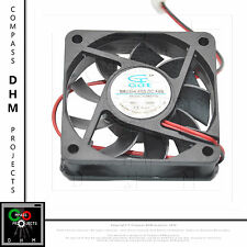 Ventola 60x60x15 mm 0.18A 12V - Cooling fan - 3D printing - brushless turbine