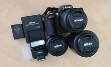 Nikon D5100 16.2 MP Digital SLR Camera Big Bundle