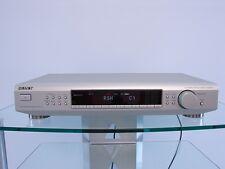 Sony st-se520 Stereo-Tuner con RDS/EON in argento + ACCESSORI, 12 MON. GARANZIA *