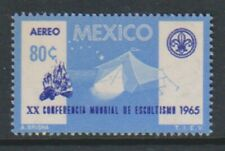 Mexico - 1965, World Scout Conference, Mexico City stamp - MNH - SG 1097
