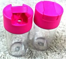 Tupperware - 25ml MINI Oil can with PINK lid, Limited Edition, Rarely available.