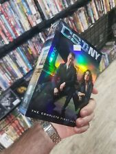 CSI: NY New York - The Complete First Season Boxset (DVD, 2005, 7-Disc Set)