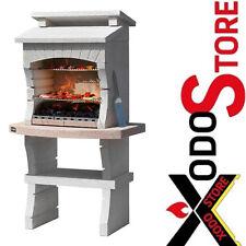 Barbecue in muratura a legna e carbonella SUNDAY modello NAIROBI - offerta BBQ