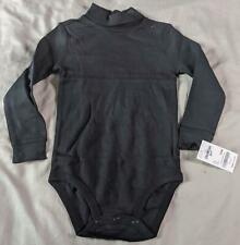 OshKosh BGosh Boys Long Sleeve Turtleneck Bodysuit TM8...