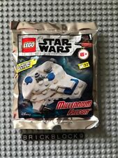 LEGO NEW Star Wars Polybag Foil Pack 911949 Millennium Falcon