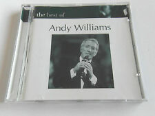 The Best Of Andy Williams (CD Album) Used Very Good