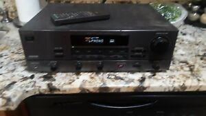 Sony TA-AV521 Audio/Visual Stereo Amplifier Dolby Pro Logic WORKS w/ remote