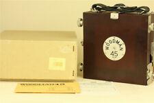 MINT In Box Horseman Woodman 45 4x5 Large format Field Camera