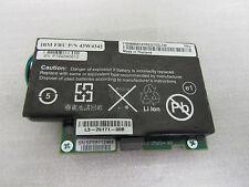 IBM Battery 46C9040 43W4342 BBU M5014 M5015 LSI 9260-8i 9620-4i 9261 9750 9280