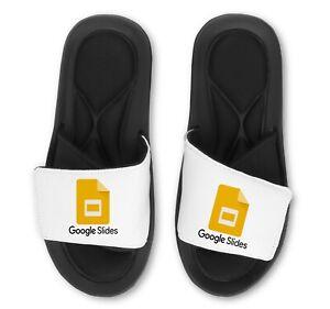 Google Slides Sandals * Custom Slides * Choose Your Size!