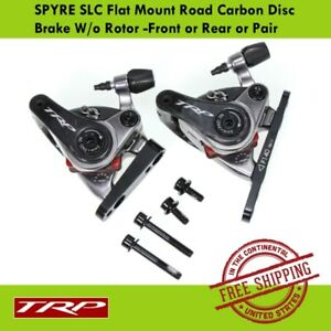 TRP SPYRE SLC Flat Mount Road Carbon Disc Brake W/o Rotor -Front or Rear or Pair