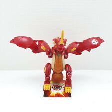 "Bakugan Battle Brawlers - Red Giant Dragonoid Delux Deka 4"" Figure"