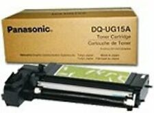 Original Panasonic Toner DQ-UG15 Black C Ware