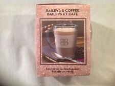 Baileys Coffee Frosted Mug NIB