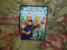 Duck Dynasty: Duck Days of Summer (DVD, 2014) 3 Classic Episodes, from A&E