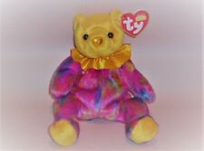 Ty Beanie Babies  -  November  Birthday Bear   -  First Series    #4386