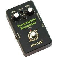 ARTEC SE-PEQ Parametric Equalizer Effector Natural tone Japan with Tracking