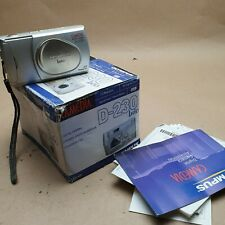 Olympus D230 2.0 MP Digital Camera BOXED in working condition FULLY TESTED