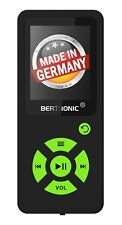 BERTRONIC Made in Germany BC07 MP3-Player - Grün - 100 Stunden