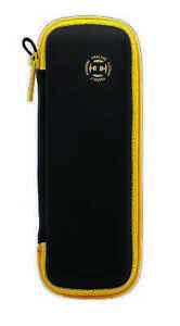Harrows Blaze Darts Case - Yellow. Holds Fully Assembled Darts.