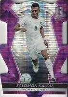 2016-17 Panini Spectra Soccer Base Common Purple Parallel /35 - You Pick