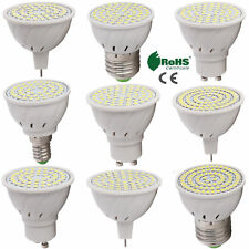 48X E26 E27 LED Spotlight Bulb 2835 SMD Lamp Bright 110V